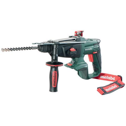 Metabo KHA18LTX Borhammer uten batterier og lader