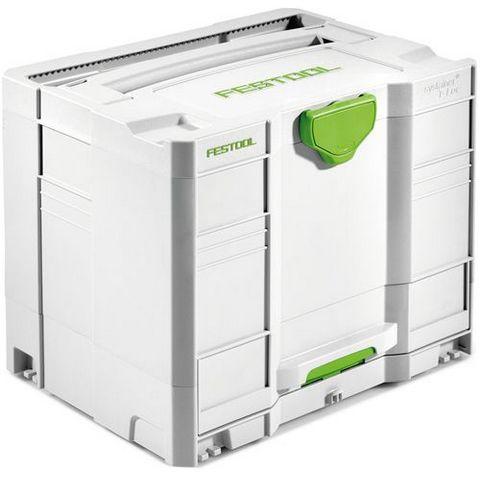 Festool T-LOC SYS-Combi 3 Laukkujärjestelmä