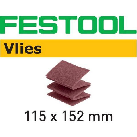Festool 115x152 MD 100 VL Slipvlies 25-pack