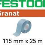 Festool P320 GR Slippappersrulle