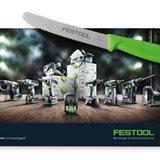 Festool 202108 Skärbräda och kniv