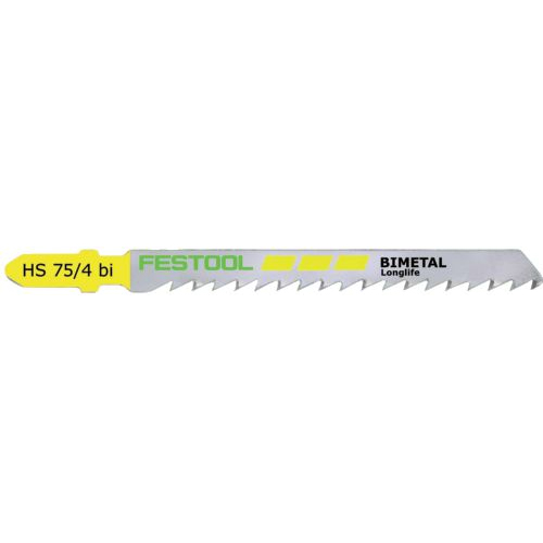 Festool HS 75/4 BI Sticksågsblad 5-pack