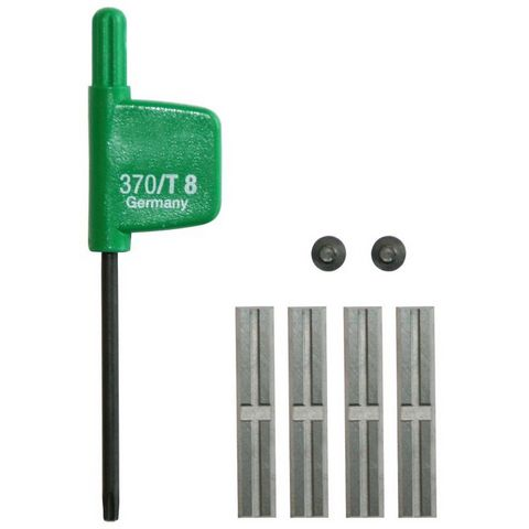 Festool HW-WP Utbytesskär 25x5,5x1,1mm, 4-pack