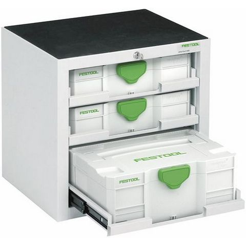 Festool SYS-PORT 500/2 Systainer med hjul