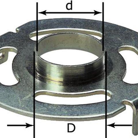 Festool KR-D 27,0/OF 1400 Kopierring