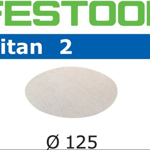 Festool STF TI2 49236-serien Slippapper