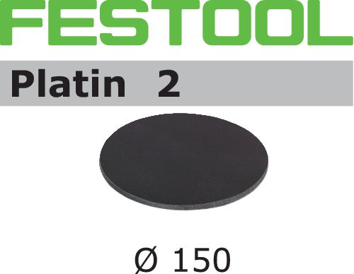 Festool STF PL2 Slippapper 150mm 15-pack S4000