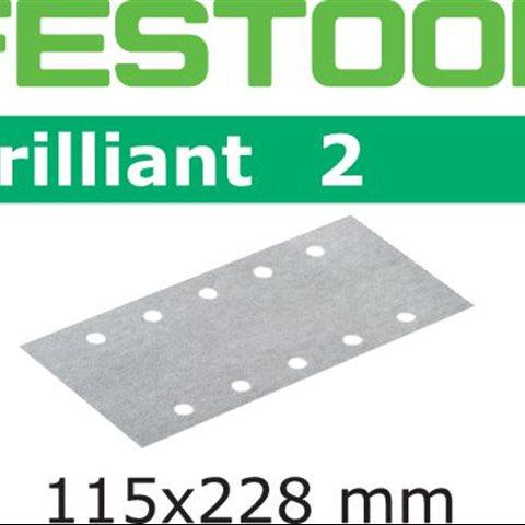 Festool STF BR2 49282-serien Slippapper