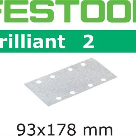 Festool STF BR2 49291-serien Slippapper