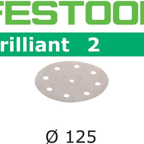 Festool STF BR2 49295-serien Slippapper