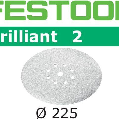 Festool STF BR2 49592-serien Slippapper