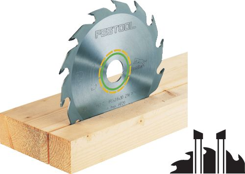 Festool PW12 Sågklinga panther 160x22x20mm