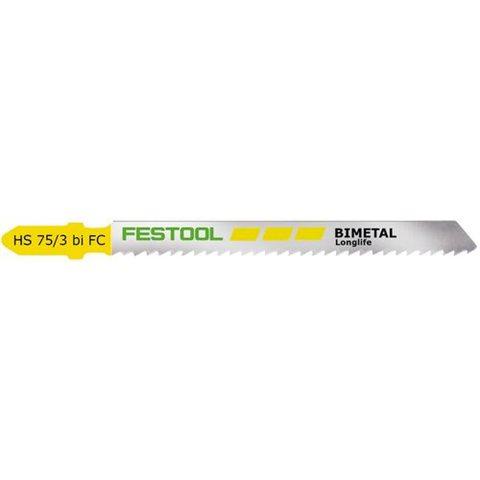 Festool HS 75/3 BI-FC/5 Sticksågsblad