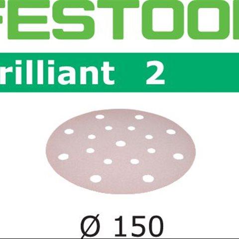 Festool STF BR2 49657-serien Slippapper