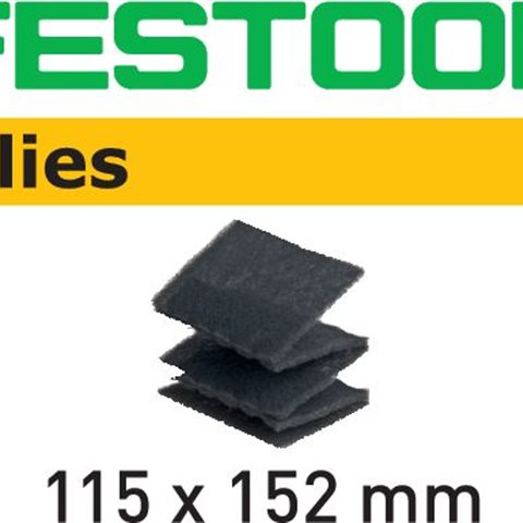 Festool SF 800 VL/30 Slipvlies 115x152mm