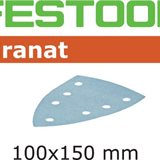 Festool STF GR DELTA 10-pack Slippapper