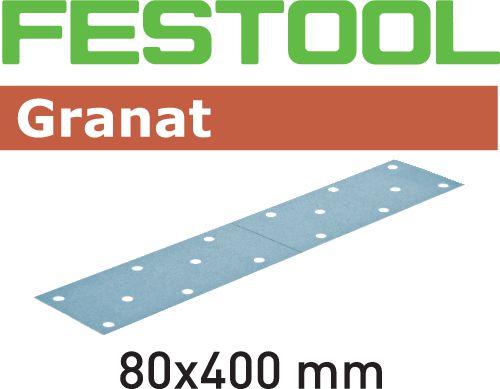 Festool STF GR Slippapper 80x400mm 50-pack P60