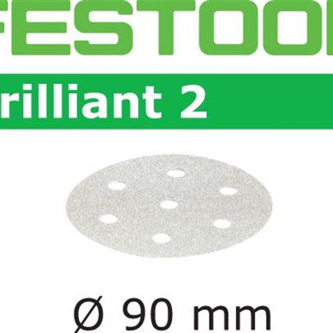 Festool STF BR2 49738-serien Slippapper