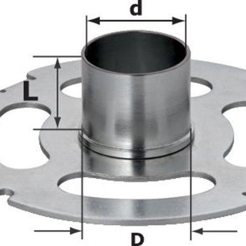 Festool KR-D 30,0/21,5/OF 2200 Kopierring