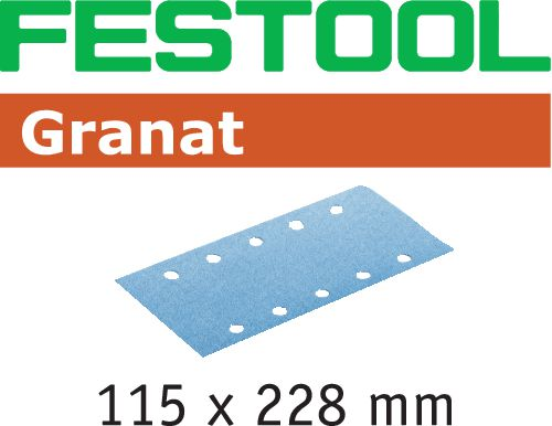 Festool STF GR Slippapper 115x228mm 50-pack P320