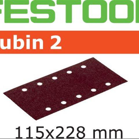 Festool STF RU2 49903-serien Slippapper