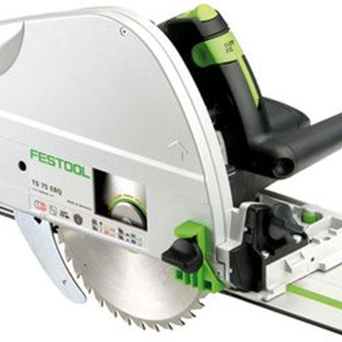 Festool TS 75 EBQ-Plus-FS Sänksåg