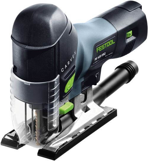 Festool PS 420 EBQ-Set CARVEX Sticksåg