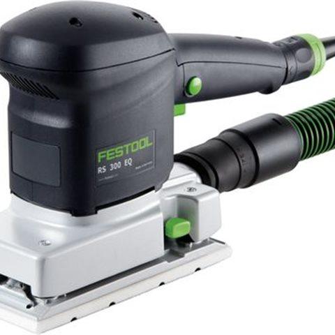 Festool RS 300 EQ-Set Planslip