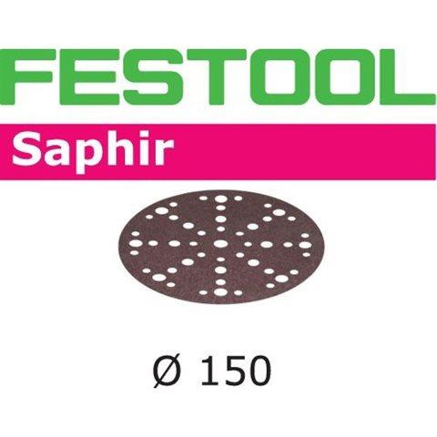 Festool STF D150 SA-serien Slipepapir