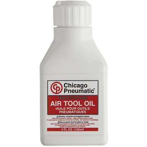 Chicago Pneumatic CA149661 Smøreolje 120 ml