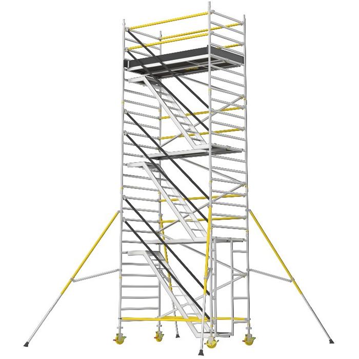 Wibe ST 1400 Trappställning 62 meter