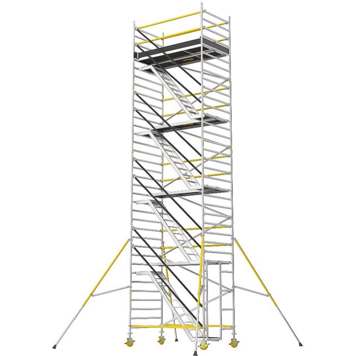 Wibe ST 1400 Trappställning 82 meter