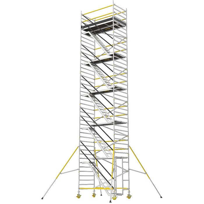 Wibe ST 1400 Trappställning 102 meter