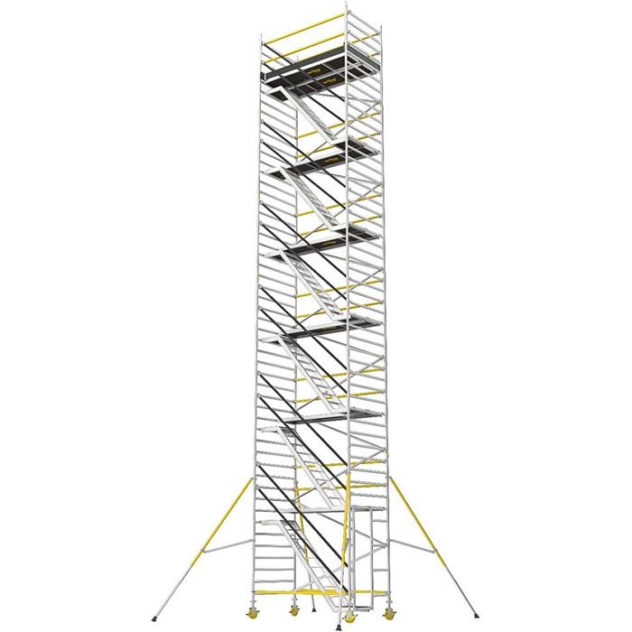 Wibe ST 1400 Trappställning 122 meter