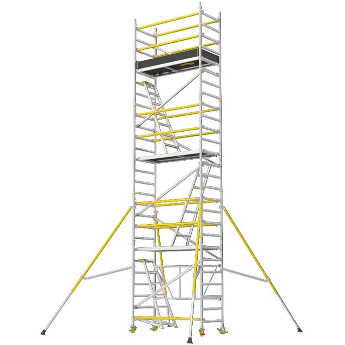 Wibe FT 750XR Hantverksställning 58 meter