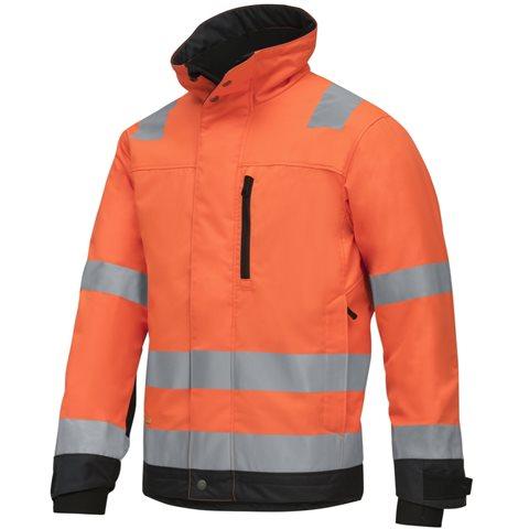 Snickers 1130-serien AllroundWork Synlighetsjakke oransje