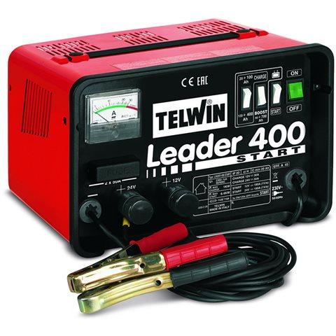 Telwin Leader 400 Start Starthjelp 12/24V