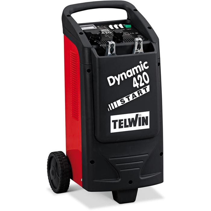 Telwin Dynamic 420 Start Starthjälp 12/24V
