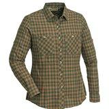 Pinewood Felicia 9327-serien Flanellskjorte