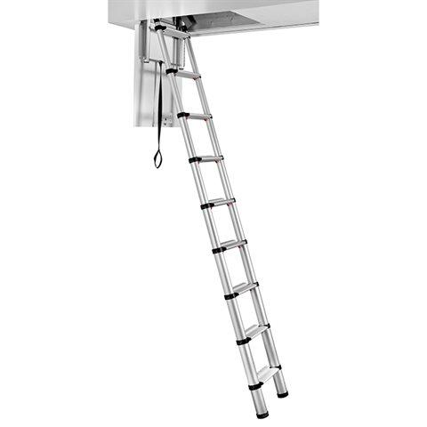 Telesteps Loft Line Mini Loftstige 9 trinn