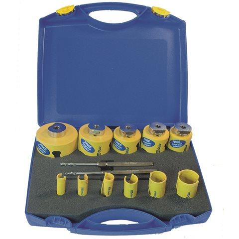 Pro-fit 35109081683 Hullsagsett 13 deler