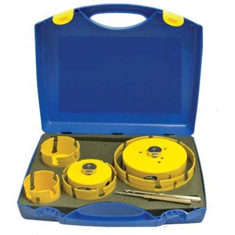Pro-fit 351090886210 Hullsagsett 8 deler