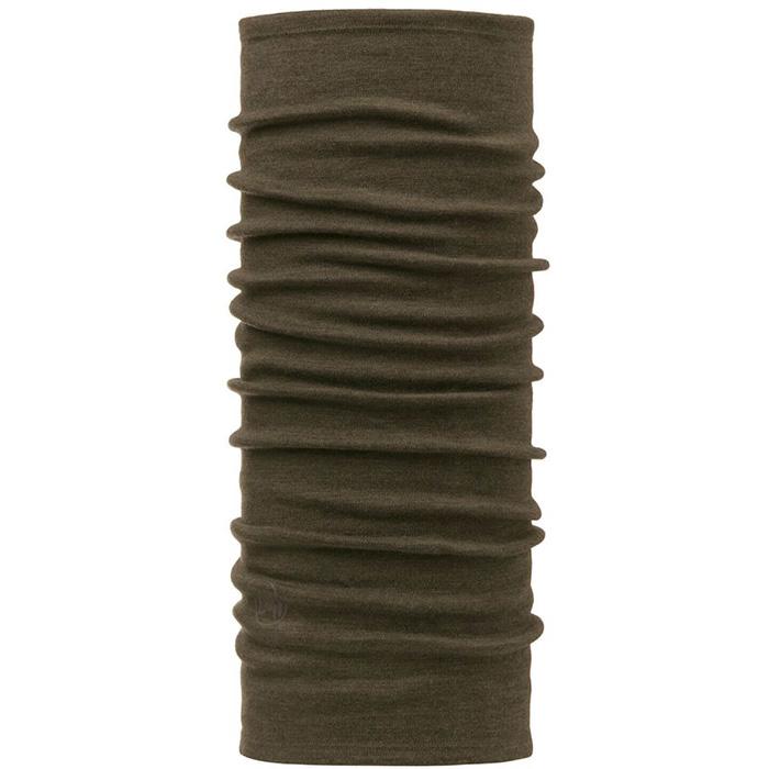 Buff Merino Wool Halsvärmare brun