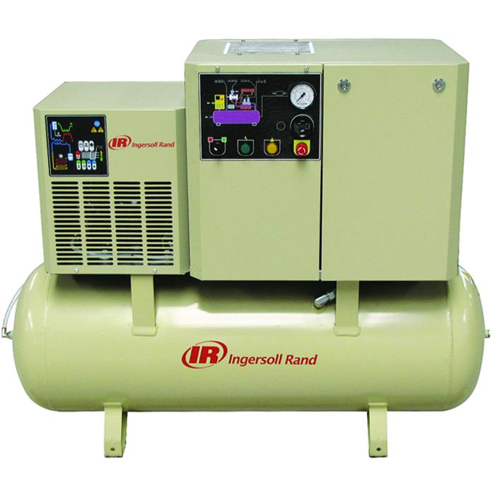 Ingersoll Rand R5.5IU-10-200-SDTAS Skruvkompressor
