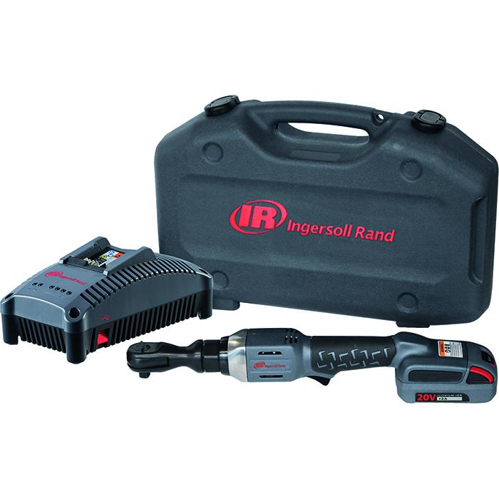 Ingersoll Rand R3150EU-K1 Spärrskaft med 15Ah batteri och laddare