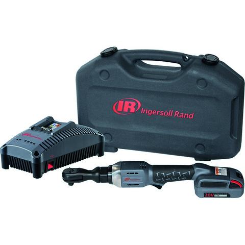 Ingersoll Rand R3150EU-K1 Skralle med 1,5Ah batteri og lader