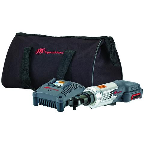 Ingersoll Rand R1120EU-K1 Skralle med 2,0Ah batteri og lader