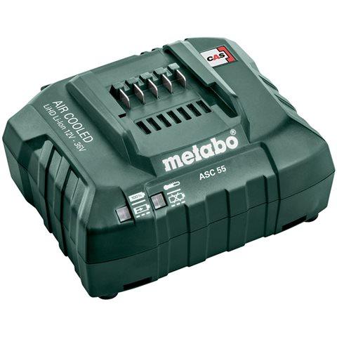 Metabo ASC55 12-36 V Batterilader