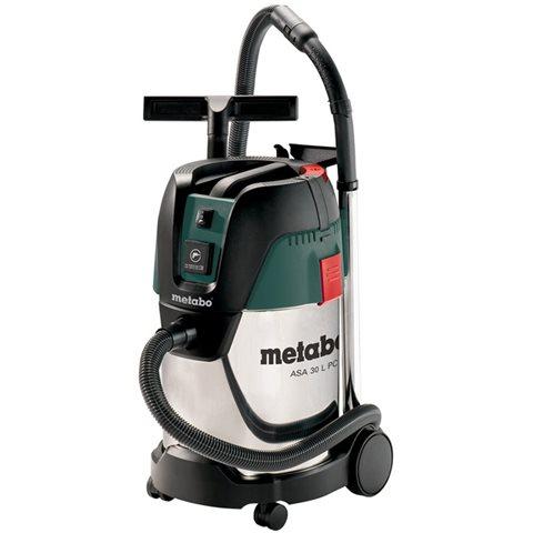 Metabo ASA 30 L PC Inox Dammsugare