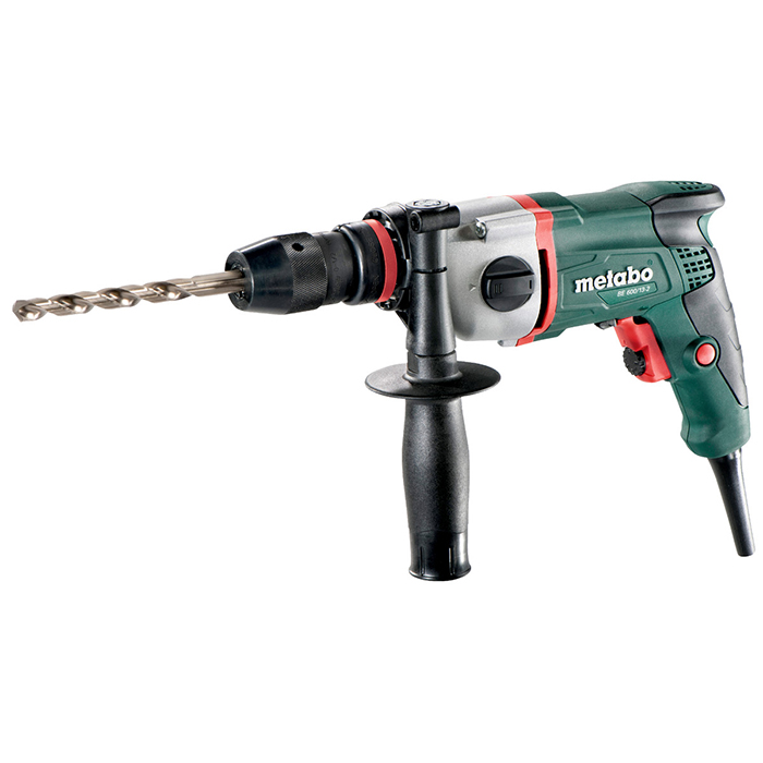 Metabo BE 600/13-2 Borrmaskin med väska